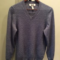 Joseph Abboud Merino Sweater L (it's a true M) Kitchener, N2H 5P4