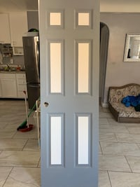 "25"" interior Door  (New) (custom size) Dearborn, 48126"