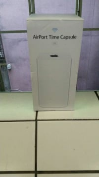 Apple Airport time capsule 3734 km