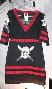 FRIDAY THE 13TH JERSEY/ DRESS LADIES SIZE MEDIUM St. Catharines