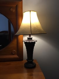 Pair of lamp very good cond