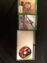 Xbox one games  Milford, 45150