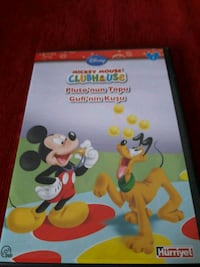 Mickey Mouse Club House DVD Seti