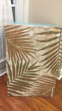 Gorgeous gold and green leaf painting Richmond Hill, L4C 1V6
