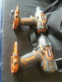 Rigid half inch impact and cordless drill Gainesville, 20155