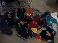 Boys clothes size 18-24 months