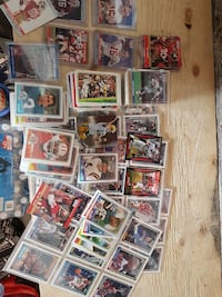 Football trading card collection Bradford West Gwillimbury
