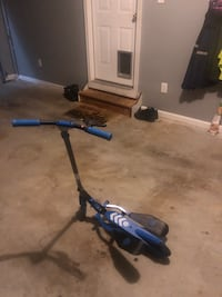 Yvolution Y Flyer Pedal Scooter