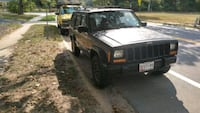 1997 Jeep Cherokee Bowie