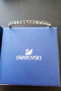 Swarovski crystal Bracelet  North York, M2J 5A7