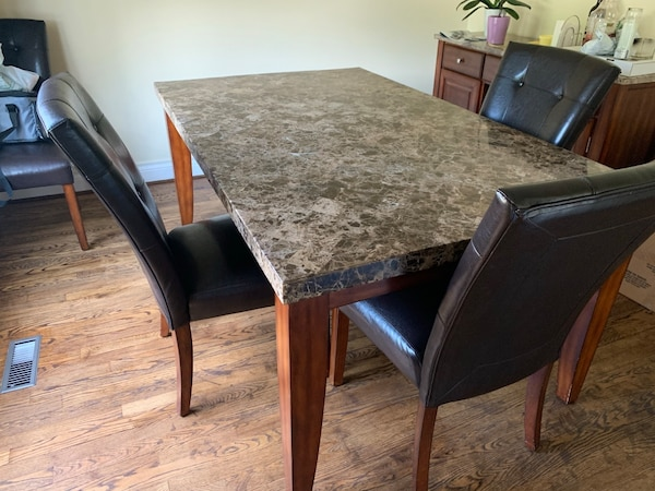 Dining Table Set - 6 chairs(Negotiable)