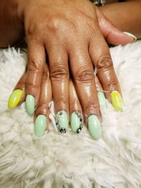 Fullset nails.!! special every Wednesday's inbox  Brooklyn, 11203
