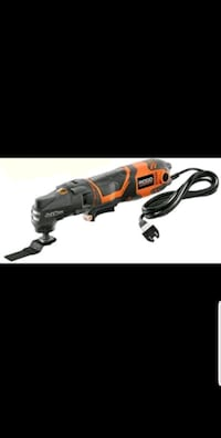 Rigid JobMax Corded Oscillating Multi Tool + extra Vista, 92081