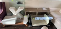 Various tables/coffee tables. Feel free to make an offer North Vancouver, V7N 1E2