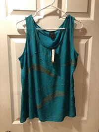 Turquoise color summer short