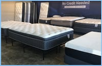 Pillowtop Mattresses - Every Size on Sale - While They Last!!!