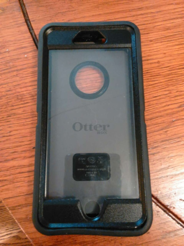 promo code aefe4 67795 black Otterbox iPhone case iphone 6/6s