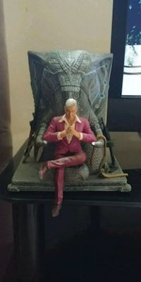 Pagan Min collectable statue from Far Cry 4 535 km