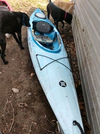 Prodigy Perception 12' kayak