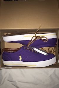Fresh Ralph Lauren Polo Shoes (Purple) Baltimore, 21231