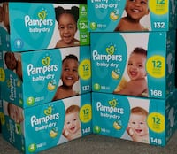 Pampers diapers Mississauga, L5B 2C9