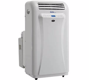 white portable AC unit TORONTO