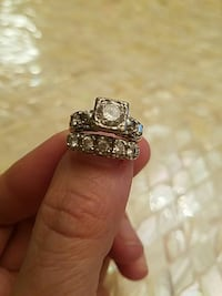 Diamond Ring & Engagement Ring in One Atique Style Germantown, 20874