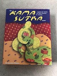 Kama Sutra Board Game Calgary