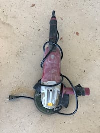 Chicago Electric Grinder Temescal, 92883