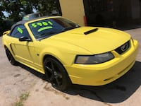 Ford - Mustang - 2003 Oklahoma City