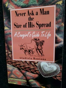 BOOK: Never Ask a Man