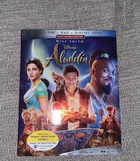 Aladdin (Blu-Ray Disc Only) Corrales, 87048