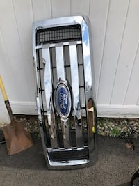 2009 ford f150 chrome grill