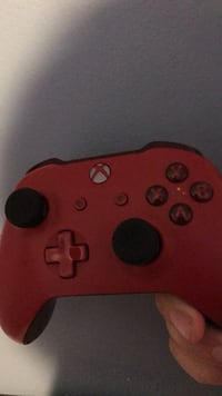red and black Xbox One controller Lower Sackville, B4C 1Z3
