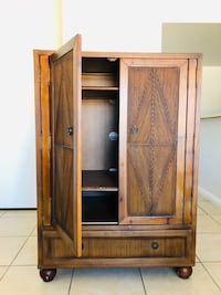 British Colonial Tommy Bahama style armoire Las Vegas, 89115