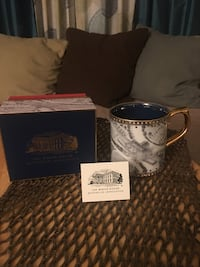 White House Historical Association coffee cup Washington, 20024