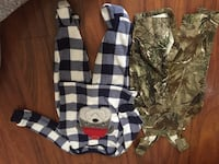 2 fall outfits 6 and6-12 months  639 km