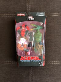 Marvel Legends Boxer Deadpool Chicago, 60629