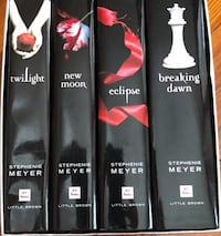 Twilight book series collection New Haven, 06515