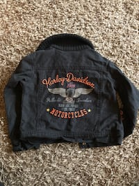 Girl's Harley-Davidson Jacket Bluemont, 20135