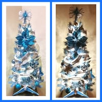Beautiful 4 Ft. Custom Turquoise Tree Farmers Branch, 75244