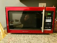 red and black microwave oven Los Angeles, 90016
