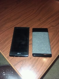 LG k8 and portable charger Lafayette, 70508