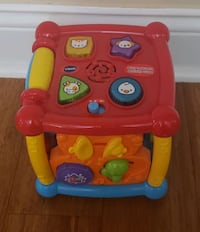VTech Busy Leaners Activity Cube