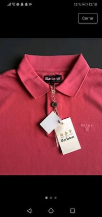 Polo Barbour