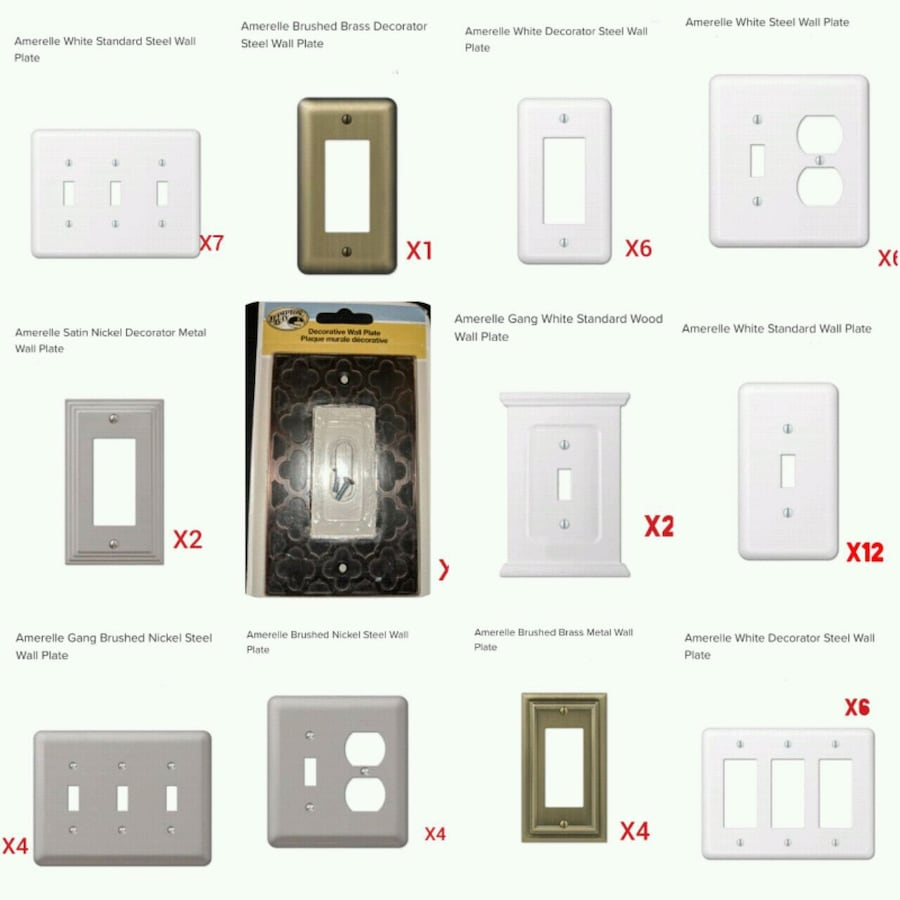 Steel Wall Plate - Delivery
