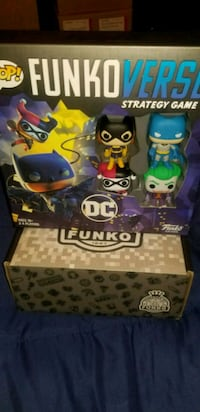 Batman funkoverse board game (FIRM PRICE) Toronto, M1L 2T3