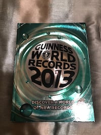 Guinness World Records 2013 Toronto, M3J 1A8