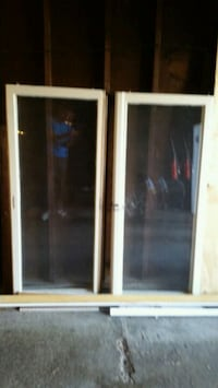 4 Windows  63 inches tall x 27 inches wide Webster Groves, 63119