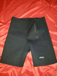 Waist and Thighs thinning shorts